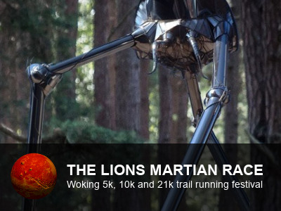 The Lions Martian Race - Sponsored by Trident Honda