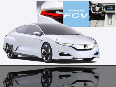 Honda develops new bio-fabric