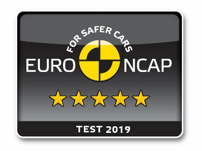 Honda CR-V wins five star safety rating
