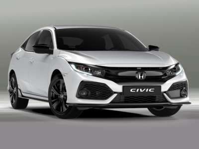 The new Civic 126PS Sport Line