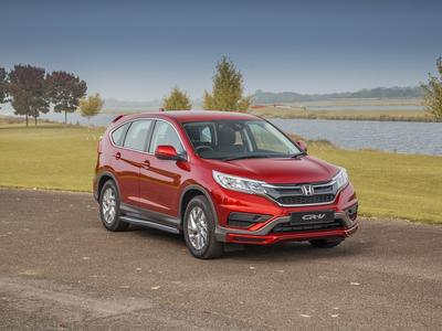 Honda Launches Special Edition CR-V S Plus