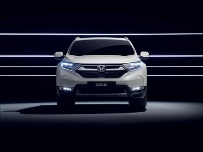 Honda CR-V 2017 - Front View