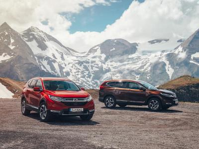 2019 Honda CR-V VTEC TURBO Petrol | Trident Honda