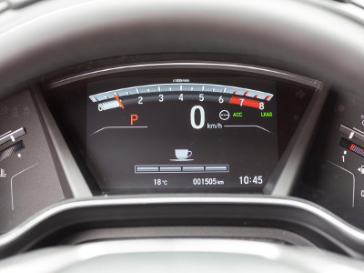 The Driver Information Interface