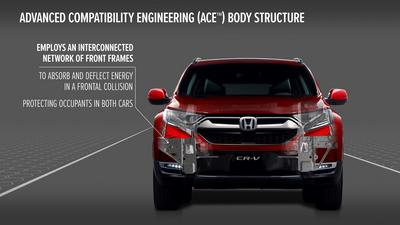 Advanced Compatibility Engineering (ACE) Body Structure