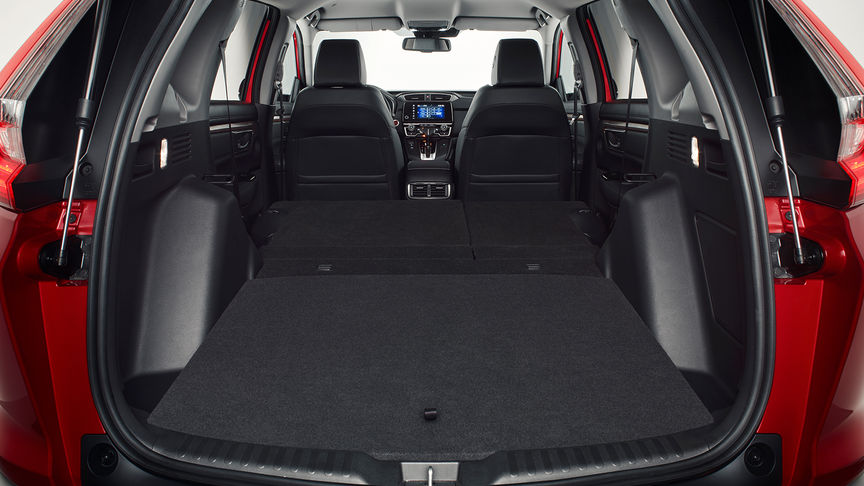 New Honda CR-V 2019 - Load Space