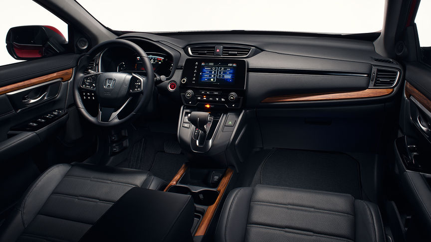 New Honda CR-V 2019 - Dashboard