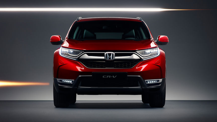 New Honda CR-V 2019 - Front