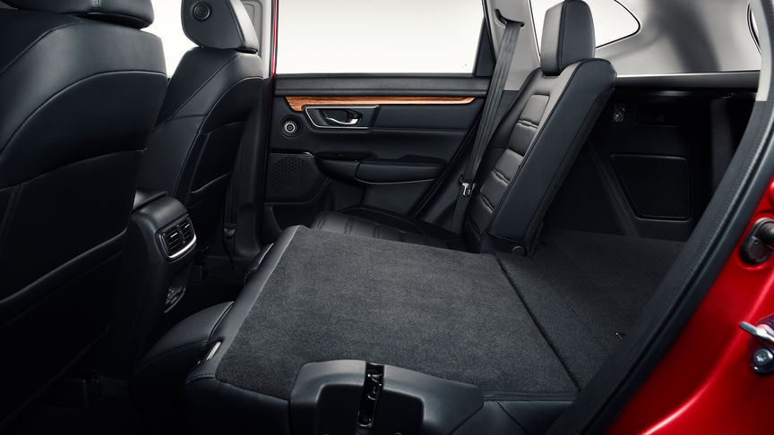 New Honda CR-V 2019 - Seat Folded
