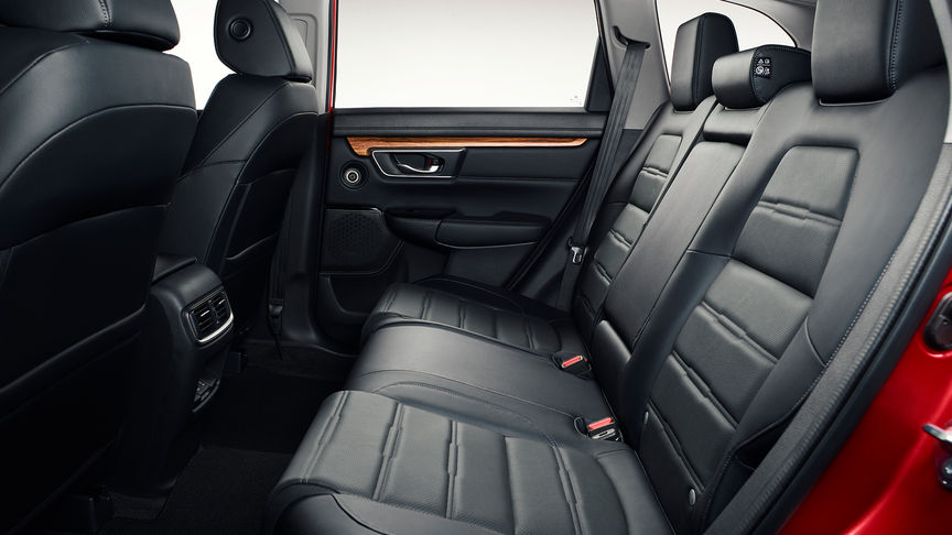 New Honda CR-V 2019 - Rear Seats
