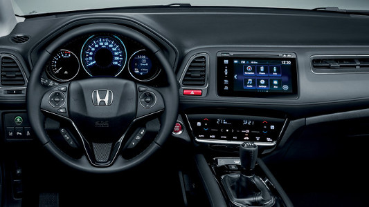 HR-V Dashboard