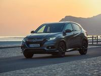 The new 2019 Honda HR-V