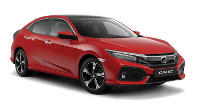 The 2017 Honda Civic 5 Door