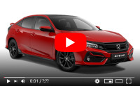 The 2020 Honda Civic 5 Door