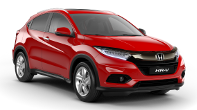The 2019 Honda HR-V