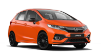 The 2018 Honda Jazz