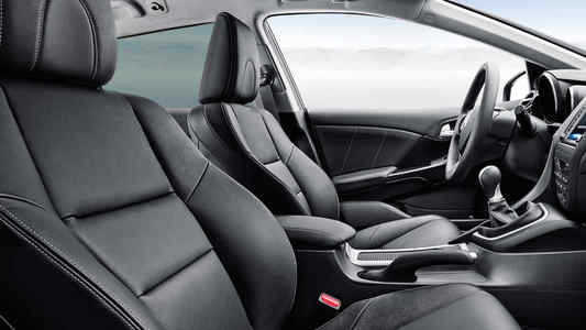 Civic Tourer seats