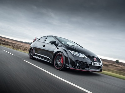 Honda launches Civic Type R Black Edition