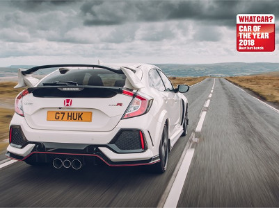 Honda Civic Type R Wins What Car? Hot Hatch Of The Year