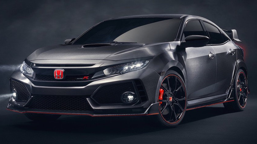 Civic Type R - Main View