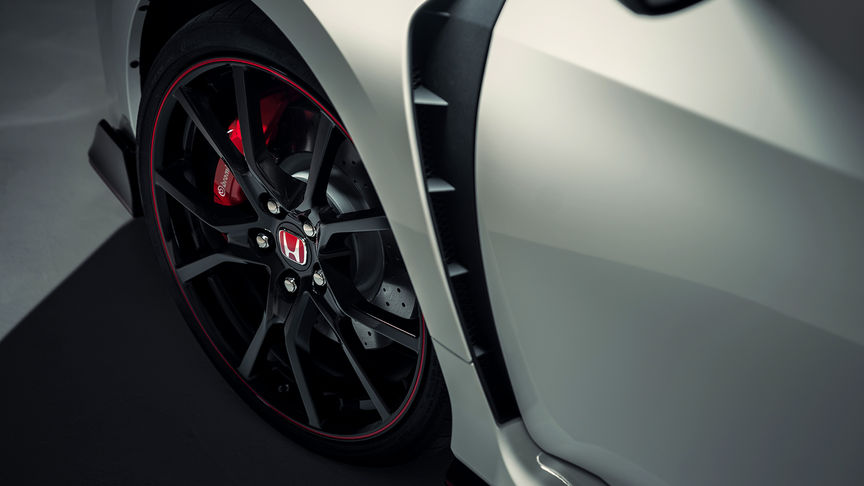 Civic Type R - Wheels