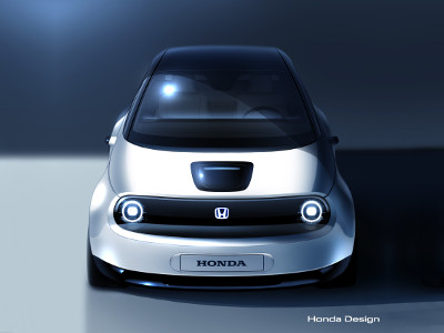 The new Honda electric vehicle coming soon