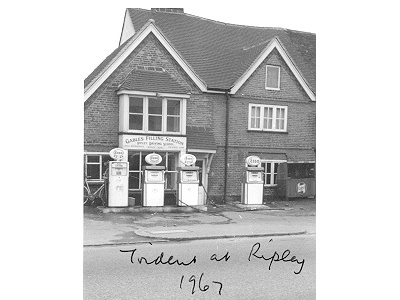 Trident Garages (Ripley) Incorporated