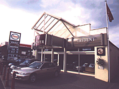 Trident Rover Woking