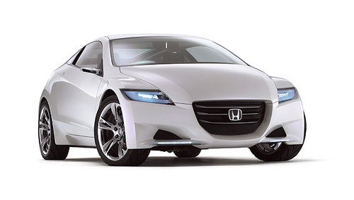 Honda confirm production of CR-Z hybrid