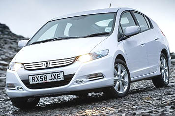 Honda Insight now available to test drive at Trident Honda