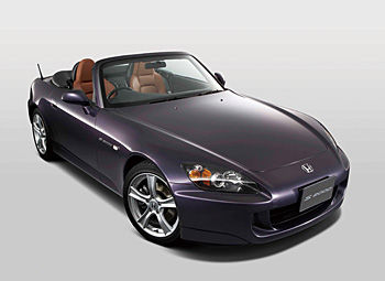 Honda to Discontinue Production of the S-2000 Sports Car