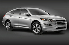 Honda Accord Crosstour launched