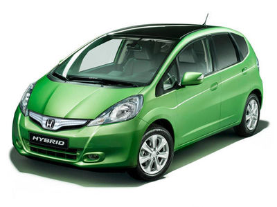 Honda Jazz with Hybrid Tech: As Practical as Ever - with Lower Emissions