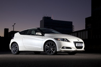 Honda CR-Z is Top Gear Magazine's Green Car of the Year