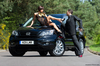 Honda CR-V Transports Dancing Stars Vincent and Flavia in Style