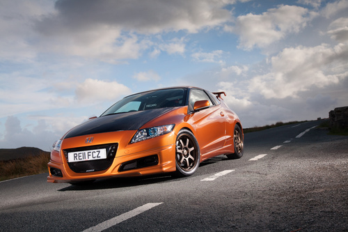 First Images of New CR-Z MUGEN Revealed