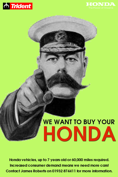 Quality Used Honda Cars Wanted!
