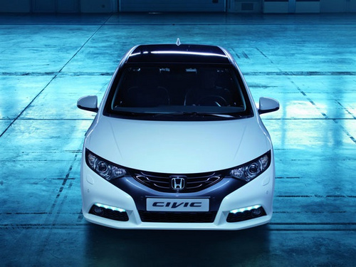 Honda Civic 2012 Bonnet