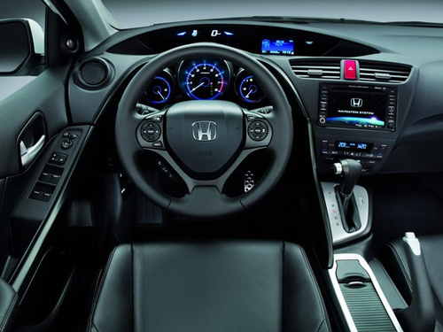 Honda Civic 2012 Dash