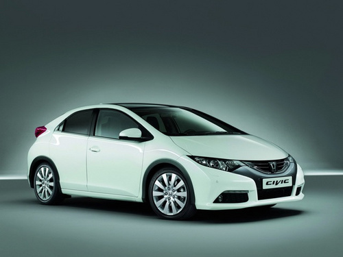 Honda Parts Cheap >> New Honda Civic - Distinctive Dynamic Design with Class Leading Interior Space