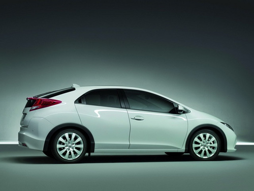 Honda Civic 2012 Side