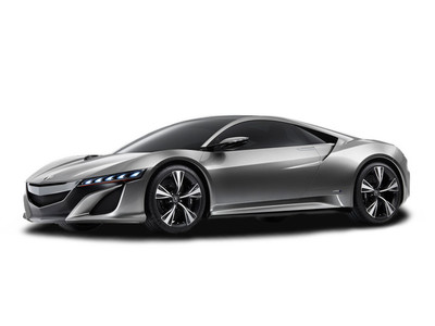 New NSX Concept