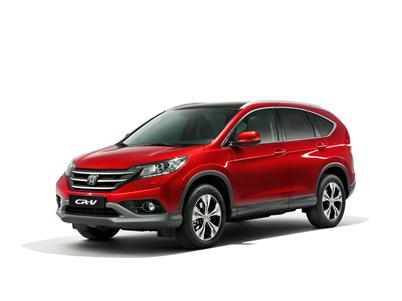 Honda CR-V 2013 Launch Events