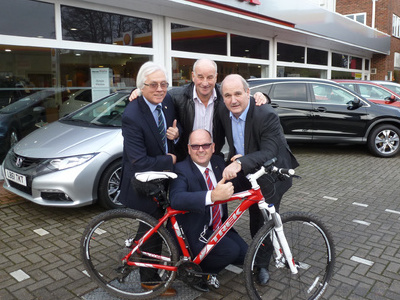 The Woking Bikeathon is Back!