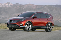 The most frugal Honda CR-V