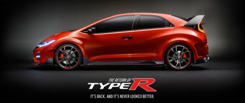 Civic Type-R Orders Open
