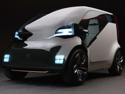 Tag Concept Trident Honda
