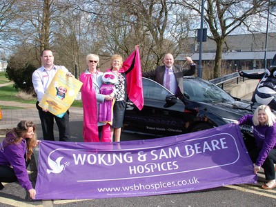 Don your 'hospice hero' cape for the 10th Midnight Walk
