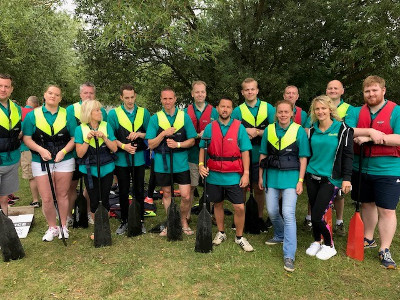 Trident Honda helps to raise more than £18k at Dragon Boat Race