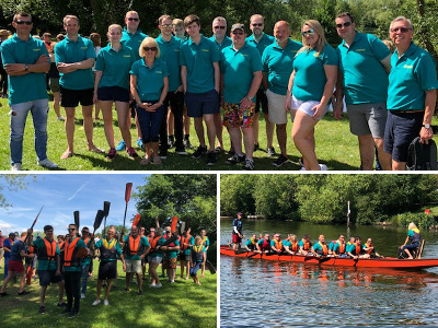 Photos from the 2018 Dragon Boat Race